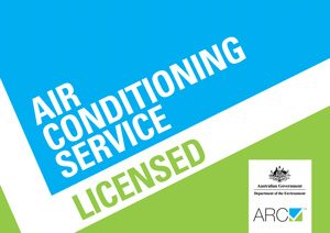 ARC Air Conditioning Service Licence